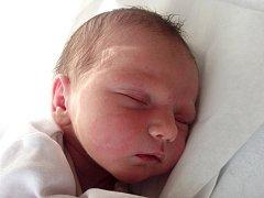 Nikol Rudová, Přerov, narozena dne 30. března 2014 v Přerově, míra: 49 cm, váha: 3 092 g