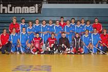 Florbalisté FBC Sokol Přerov začínají v sobotu druholigovou pouť v domácím prostředí sportovní haly TJ Spartak Přerov.