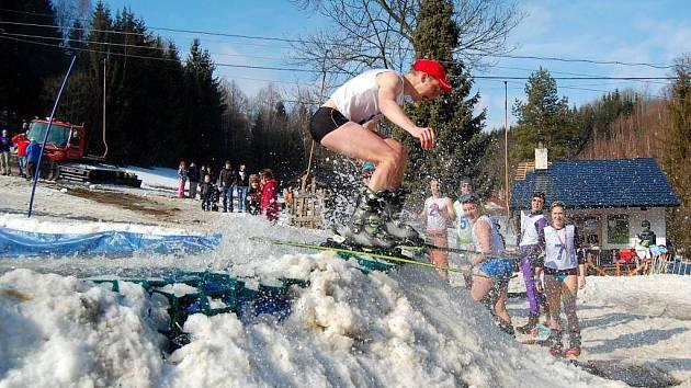Splash Párty ve Ski areálu Potštát