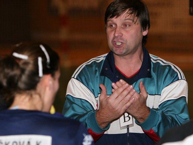 Jan Hegar bude v nové sezoně trénovat hranické házenkáře.