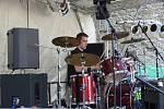 Rockový festival na Helfštýně