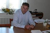 Starosta Bělotína a předseda SPOV Eduard Kavala