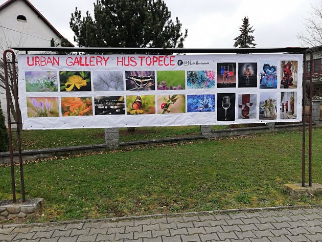 Urban Gallery vHustopečích nad Bečvou.