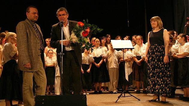 Na Straré střelnici vystoupí Hranický dětský pěvecký sbor a jeho hosté.