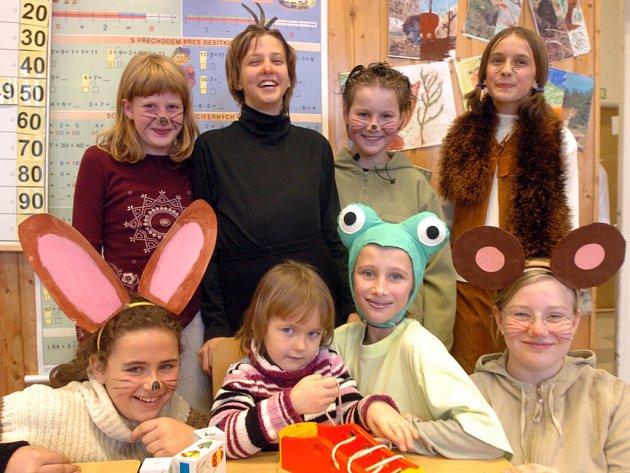 Dnes zamíří do školních lavic na Slovácku prváci, kteří se podle průzkumu Deníku chtějí nejvíce stát umělci nebo se starat o koně a zvířata.