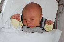 Karel Vlk, Přerov, narozen 12. května 2010 v Přerově, míra 53 cm, váha 3 975 g