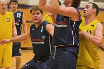 Basketbalisté Sigmy se vrátili na vítěznou vlnu.