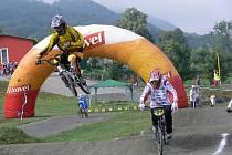BMX závody v Hranicích