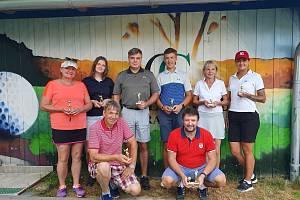 Turnajová sezona v Golf Clubu Radíkov pokračovala dalším turnajem dvojic Texas.