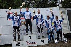 Hraničtí jezdci BMX zakončili sezonu na Moravské Bikrosové lize v Míkovicích.