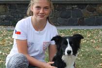Markéta se svou čtyřletou fenou Chaney září na českých i evropských vrcholových závodech