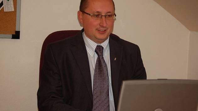Ředitel přerovské nemocnice Roman Gavanda odpovídá v redakci Přerovského deníku na vaše dotazy