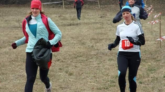 Běžci se už těší na jaro, proto jim nevadilo chladnější počasí