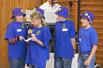 Paragráfek - vědomostní soutěž základních škol Struhlovsko a Šromotova
