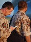 Prvních 40 příslušníků 2. kontingentu ze 200 v pondělí 4. srpna ráno odletělo z přerovského letiště na misi do Afghánistánu.
