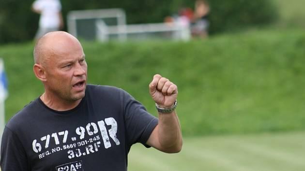 Zdeněk Hoffmann, trenér TJ Sokol Ústí