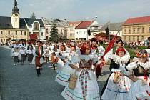 Kojetín zve na tradiční hody, které proběhnou od pátku 15. do neděle 17. srpna.