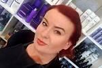 Hranická kadeřnice Diana Kučová