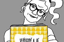 Nový humorný román pro ženy a dívky zpera hranické spisovatelky Kláry Nováčkové.