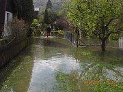 Zahrádkáři se dočkají odtokového kanálu, který pomůže od zatopení zahrad.