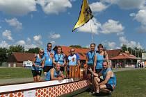 Členové Klubu vodních sportů Hranice vyrazili do Hamburku