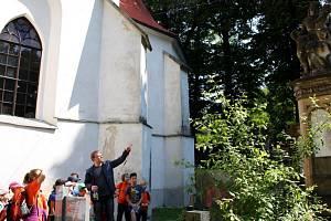 Prohlídka hranického Kostelíčku