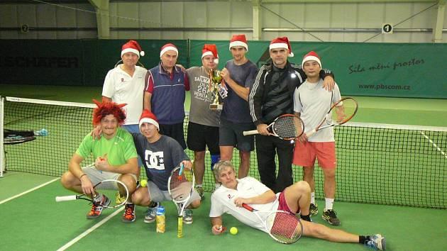Mikulášský tenisový turnaj
