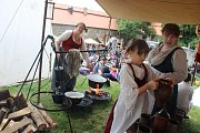 Festivalu vojenské historie na Helfštýně