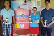 Ti nejlepší ve 2. kole Bonton Tour v Radíkově.