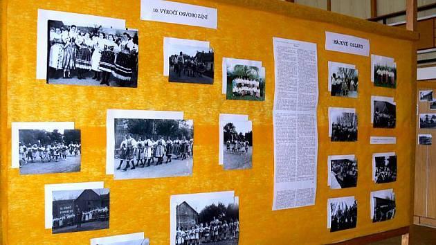 V Rakově se o víkendu konala výstava, která návštěvníky zavedla do dob minulých.