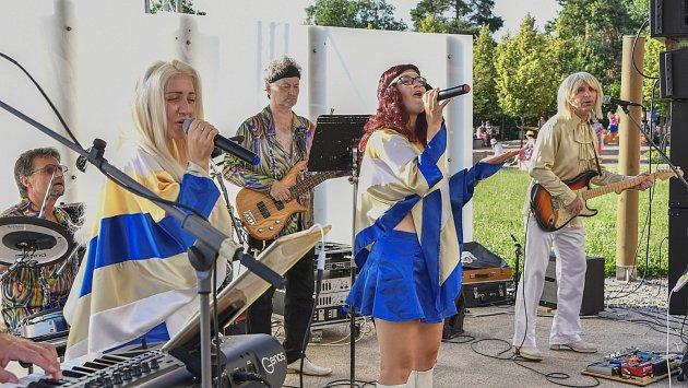 ABBA revival.