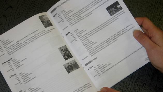Z grantového programu na rok 2008 byla vloni podpořena například edice praktické příručky pro pořadatele akcí. Nese název Umělci a umělecké soubory na Hranicku.