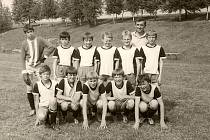 Horní Újezd - historie fotbalu rok 1983.