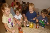 Již 6. rokem funguje vHranicích klub pro rodiče sdětmi Montík.