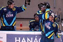 Radost přerovských hokejistů