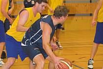 Hraničtí basketbalisté nestačili na Vsetín