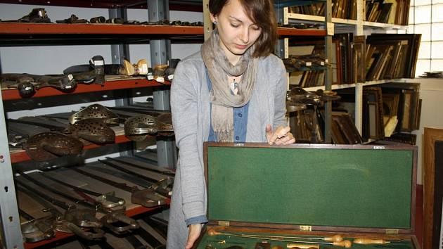 Depozitář Muzea a galerie v Hranicích