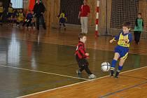 V Tovačově se utkal fotbalový potěř.