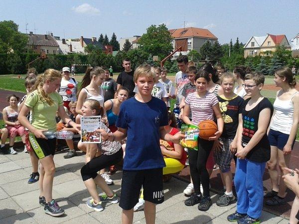 Na ZŠ 1.máje vHranicích zavítala Evropa, a to díky dvouletému projektu Comenius