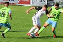 Hranice porazily v Olomouci 1. HFK 2:0
