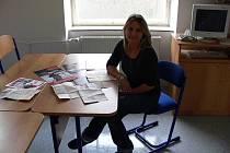 Organizátorka Příběhů bezpráví v Hranicích profesorka Nikola Ižaríková