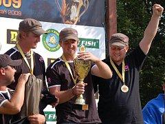 Vyhlášení výsledků Carp Maratonu v Tovačově