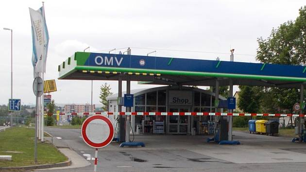 Na benzince na Bělotínské ulici došlo ve čtvrtek 21. května k přepadení