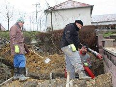 Revitalizace centra Bělotína