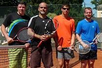 V Hranicích se odehrálo tenisové derby