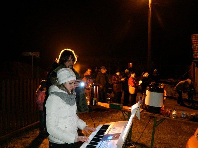 Zámrsky, Česko zpívá koledy 10. 12. 2014