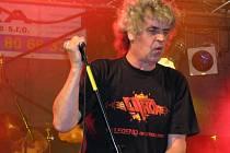 Stanislav Hranický na hranickém Rockfestu 2010