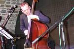 Jan Fečo Quartet zahrál v pátek 27. dubna na závěrečném jam sessionu Evropských jazzových dnů v Hranicích.