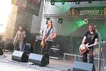 Hranický rockfest 2012 - Gate Crasher