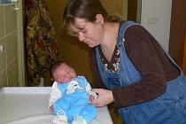 Na tříletou rodičovskou se synem Martinem se chystá i Dagmar Otrubová z Prostějova.